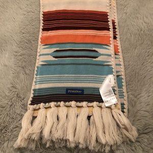 Pendleton scarf, NWT